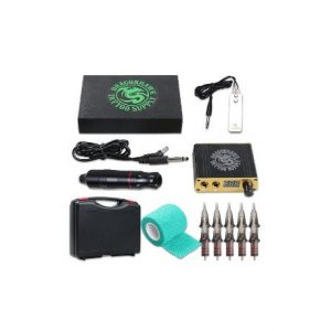 Kit Tatuar Profesional Rotativa Tipo Pluma Dragonhawk